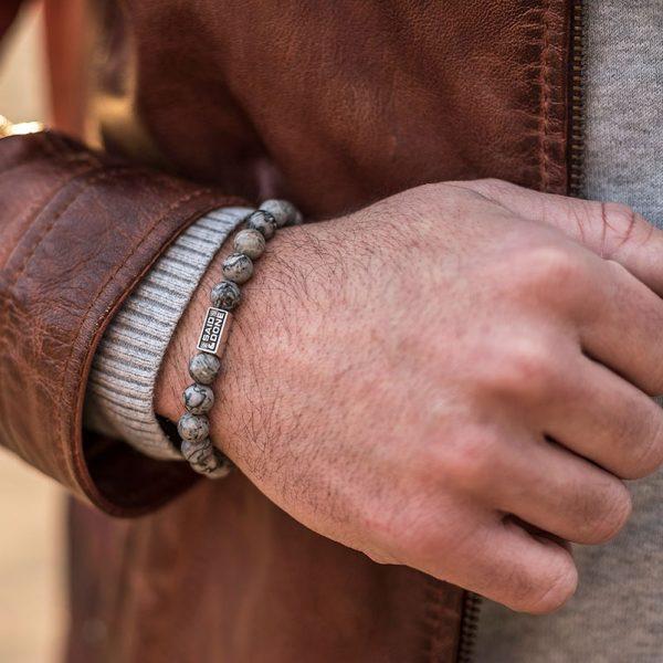 perlen armband herren